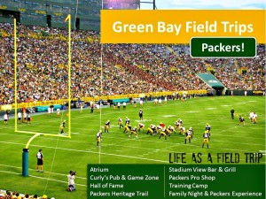 Go Pack, Go!  Or How to Have the Packers Experience