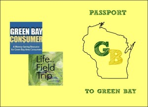 Passport to Green Bay- Summer 2013