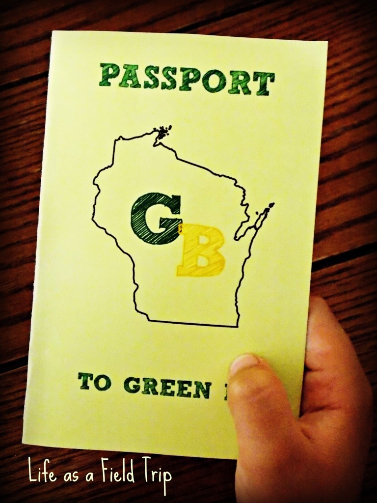 Passport to Green Bay