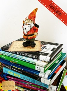 Poem Gnome: Summer Reading Fail?