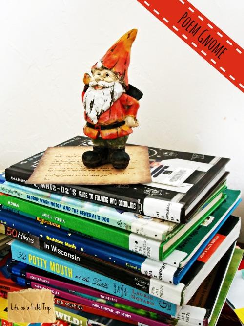 Poem Gnome: Summer Reading Fail? - Life as a Field Trip