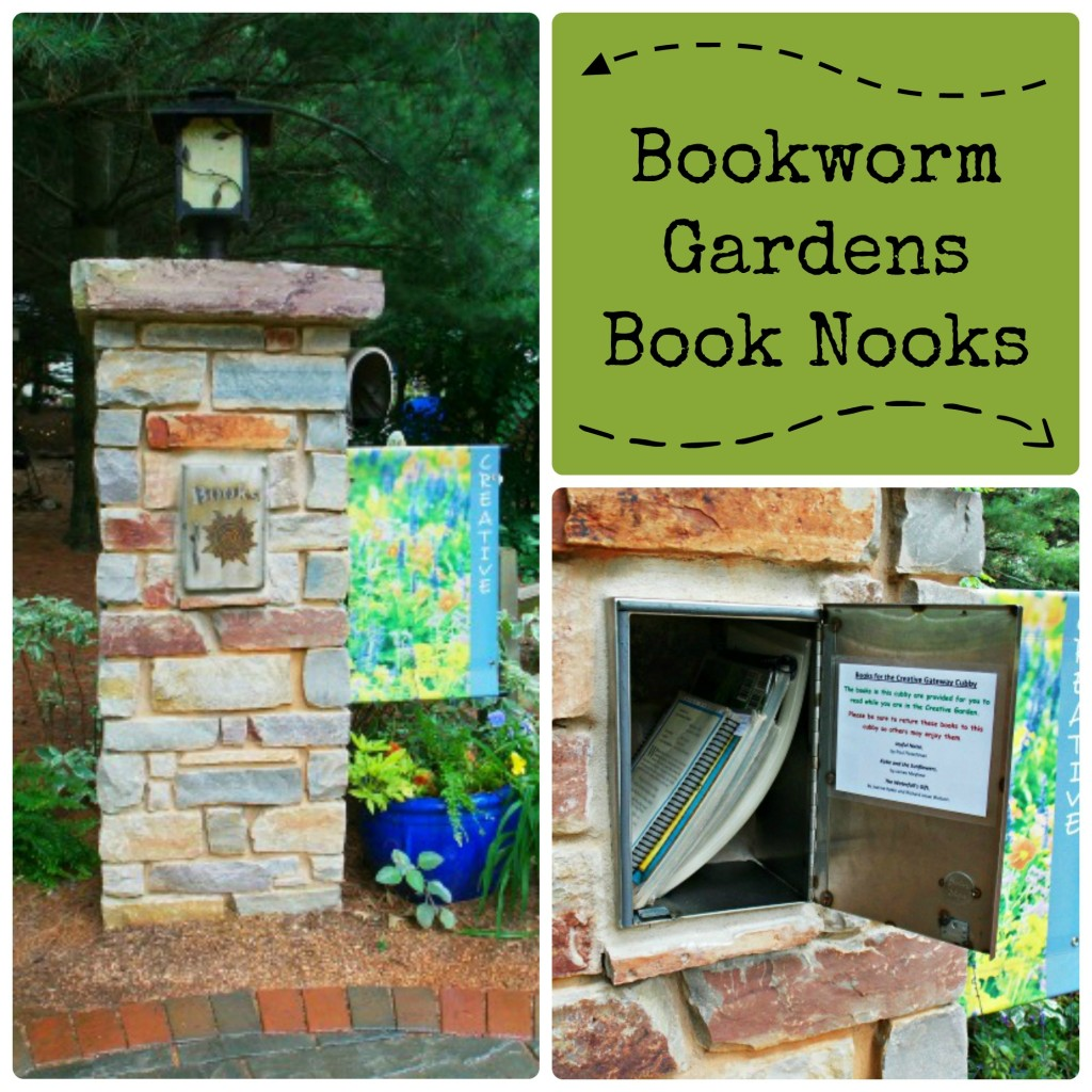 Bookworms Gardens Book Nook