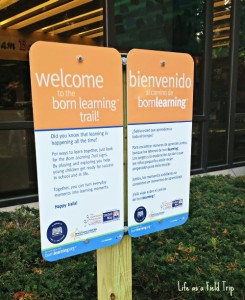 Mini Field Trip: Born Learning Trail