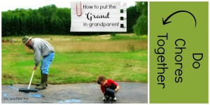How to Put the 'Grand' in Grandparent- #1