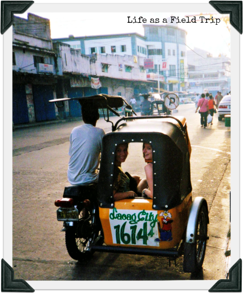 Travel by Tricycle Philippines