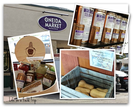 Oneida Market Collage