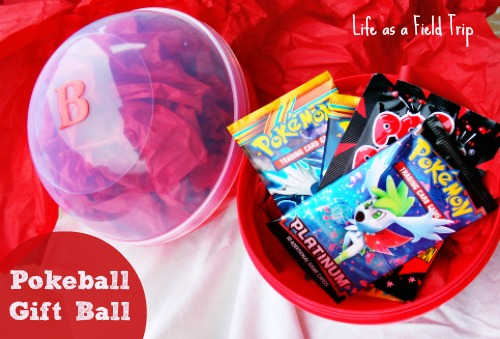 Party Pokeballs- Pokemon Goody bags