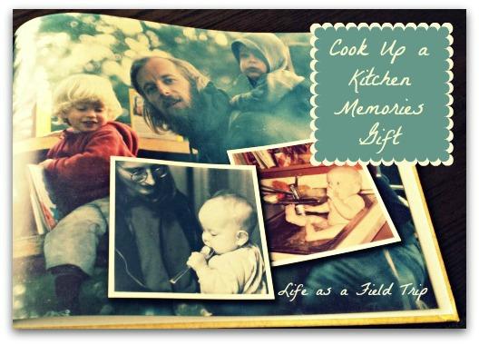 Kitchen Memories Photo Book