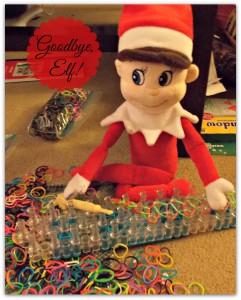 Goodbye, Elf!