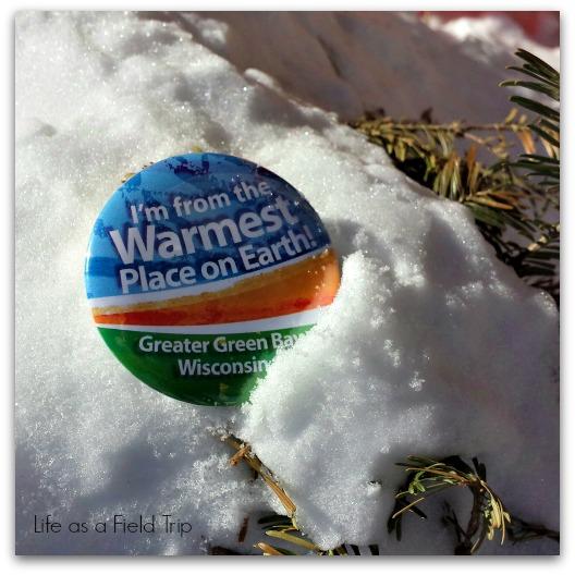 Green Bay Wisconsin Warmest Place on Earth
