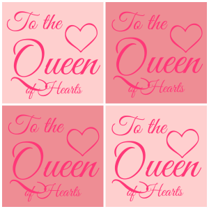 Make a Gift Fit for a Queen