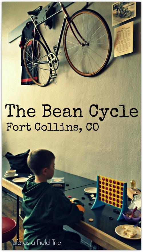 Bean Cycle {Life as a Field Trip}