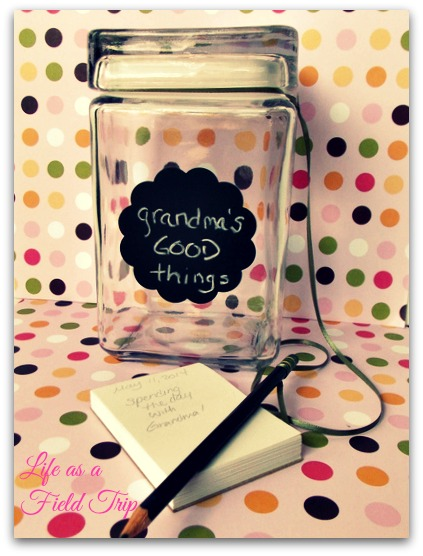 Mother's Day, Good Things Jar, gifts, crafts