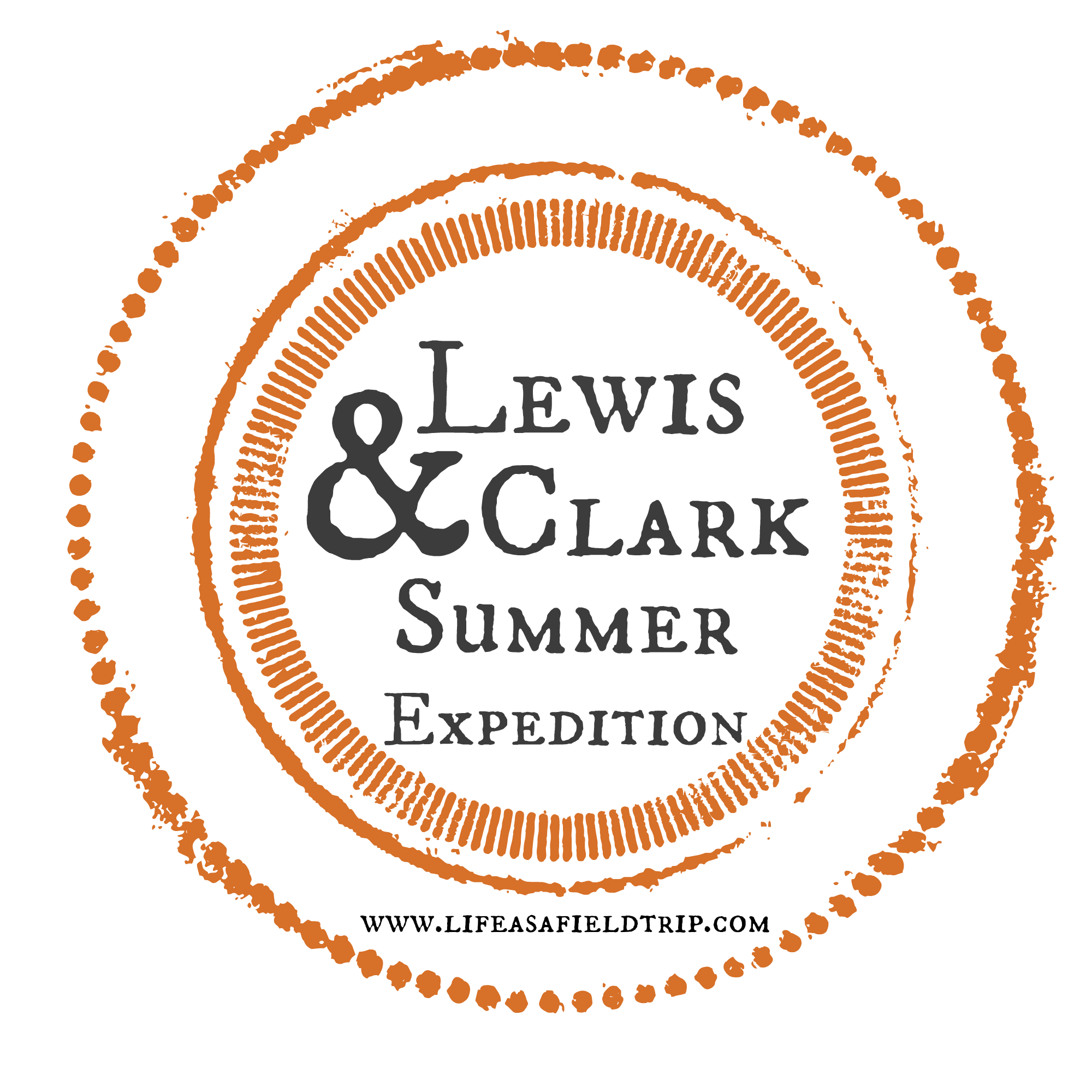 Lewis & Clark Summer Expedition {Life as a FIeld Trip}