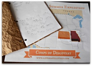 Lewis & Clark Summer Expedition: Week Three