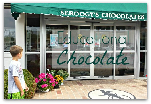 Seroogy's Chocolate is Educational, Right? {Life as a Field Trip}