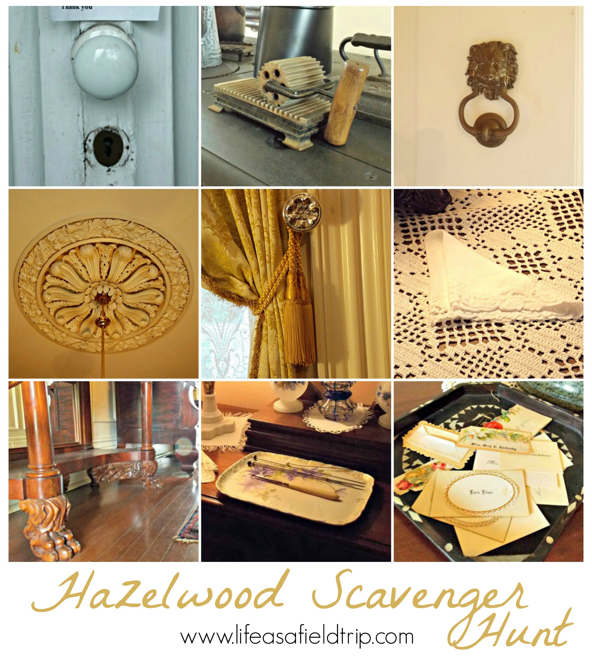 FIELD TRIP: HAZELWOOD HISTORIC HOUSE WITH KIDS {Life as a Field Trip}