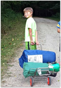 What to Expect at Mom & Son Cub Scout Camp