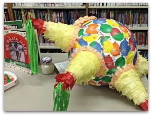 Celebrating Hispanic Heritage Month at la Biblioteca