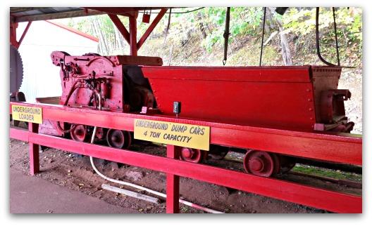Iron Mountain Iron Mine Life as a Field Trip 15