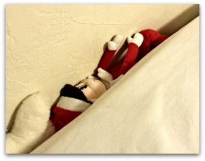 The Lazy Mom's Elf on the Shelf