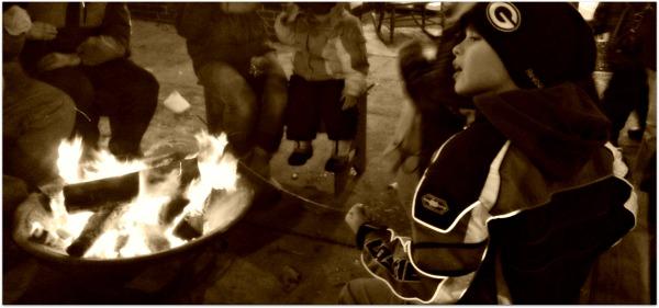 On Broadway fire