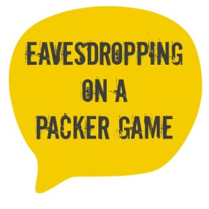 Eavesdropping on a Packer Game