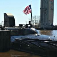 Manitowoc Maritime Museum submarine